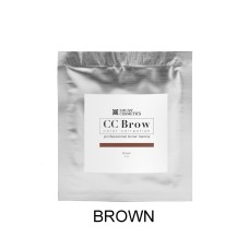 Xна для бровей в саше Lucas CC Brow - Brown, 5 гр.