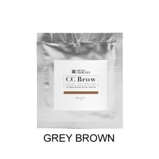 Xна для бровей в саше Lucas CC Brow - Grey Brown, 5 гр.