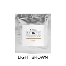 Xна для бровей в саше Lucas CC Brow - Light Brown, 5 гр.