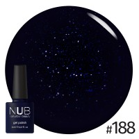 Гель-лак NUB PROM NIGHT 188