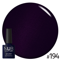 Гель-лак NUB BIG SECRET 194